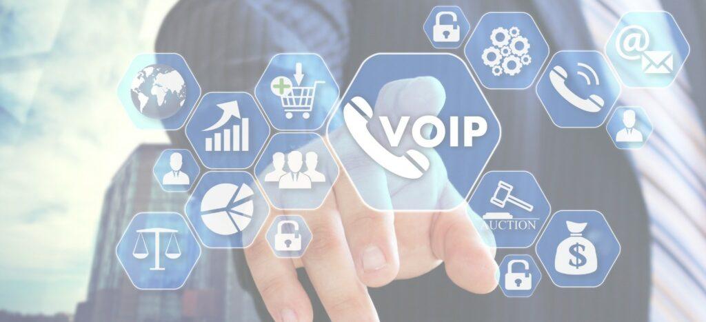 Cloud vision technologies voip services