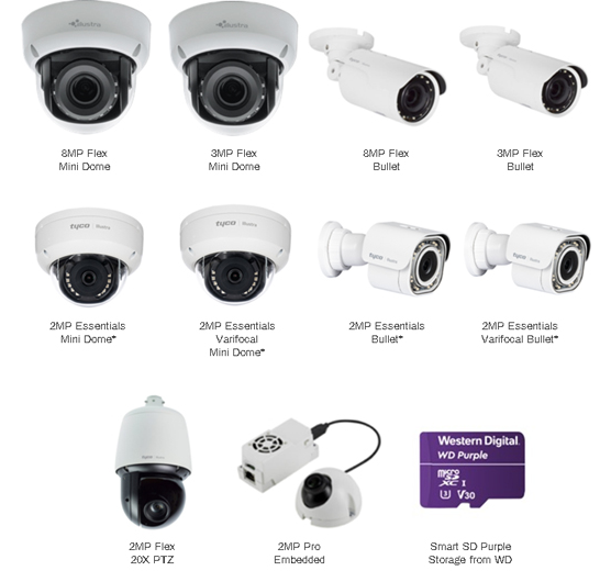 Illustra Cloud Security Cameras